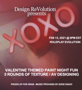XOXO Paint Night